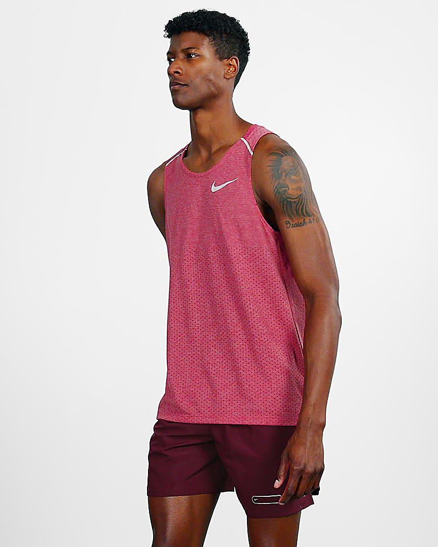 Nike Rise 365 Men's Running Tank. Nike.com