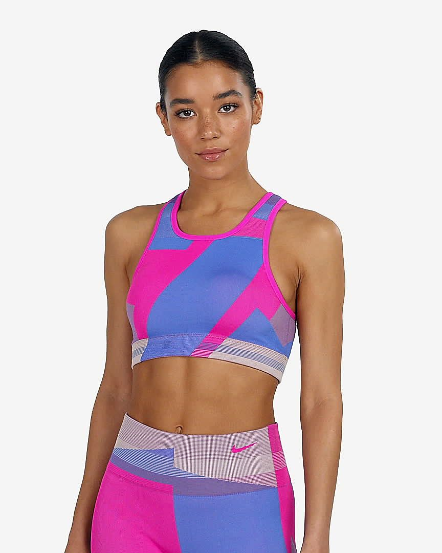 Orange red, S JN Womens Pro Fitness Gym Running Hoodie Top Seamless Fabric-Incredible Comfort