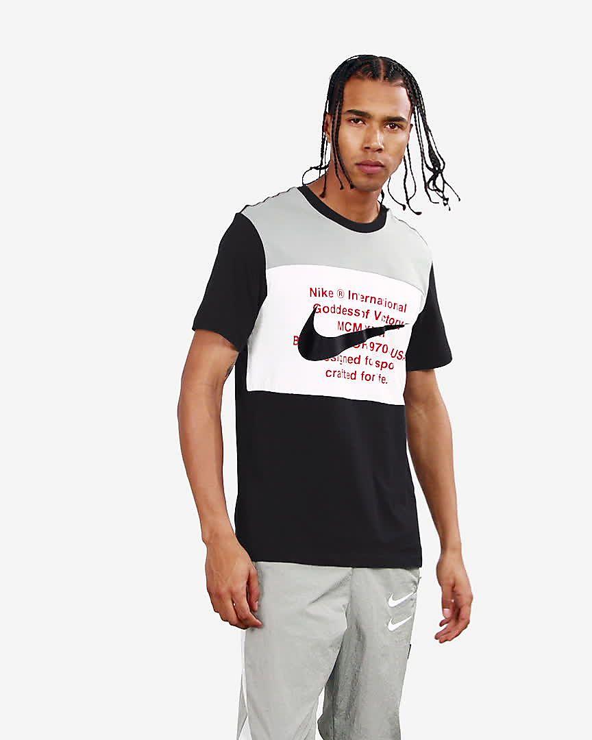 tee shirt coton nike homme