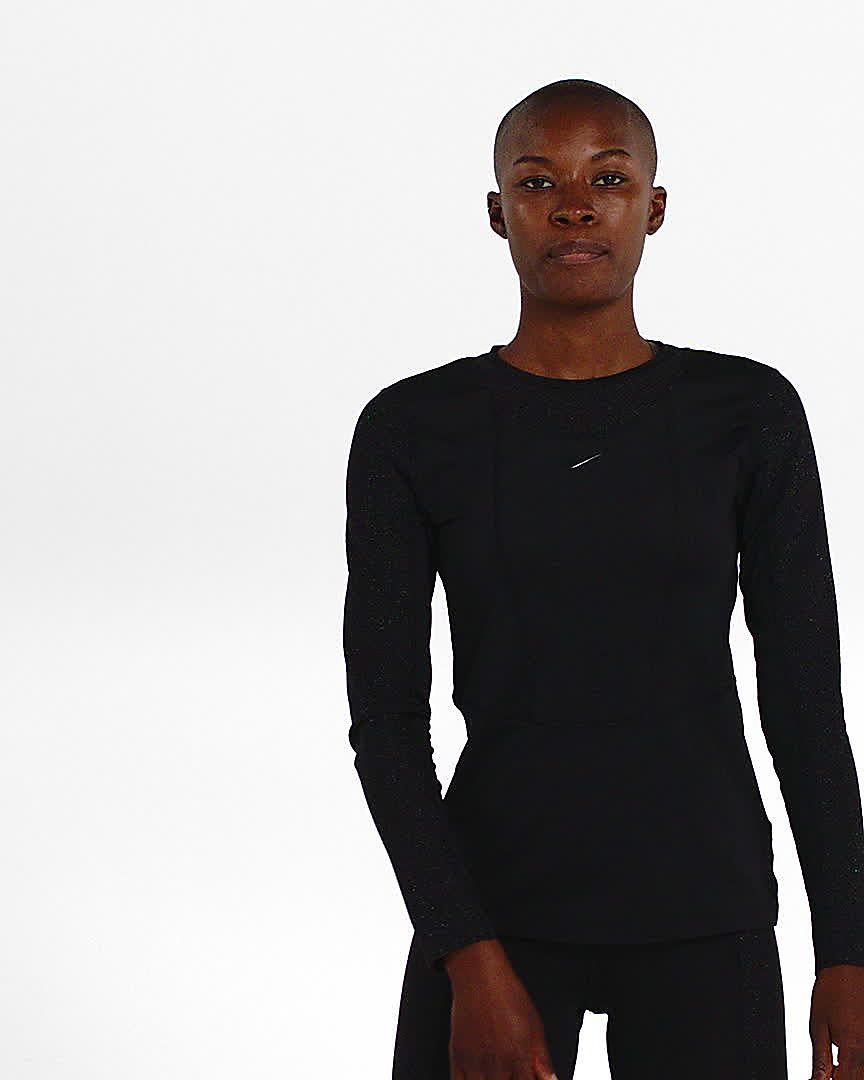USA Pro Long Sleeve T Shirt Performance Womens