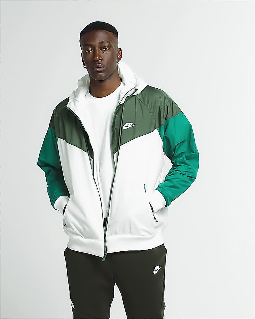 nike teen jackets