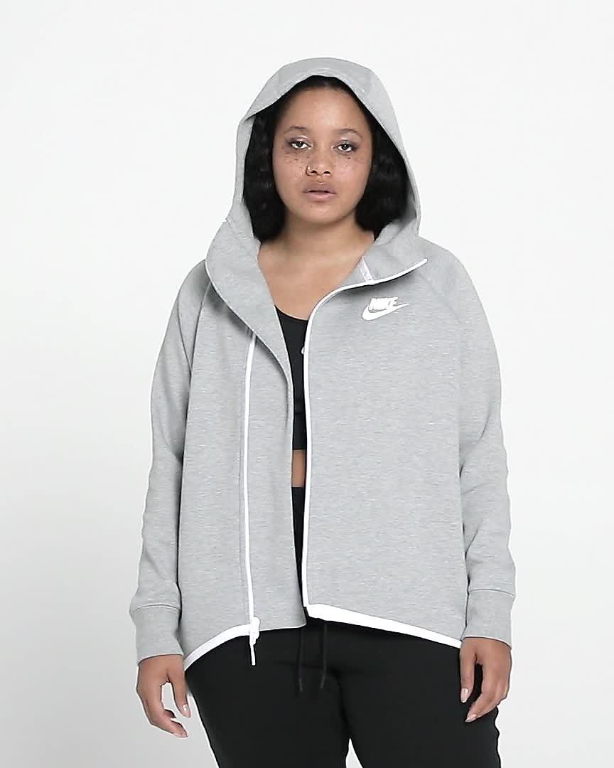 nike sportswear tech fleece donna