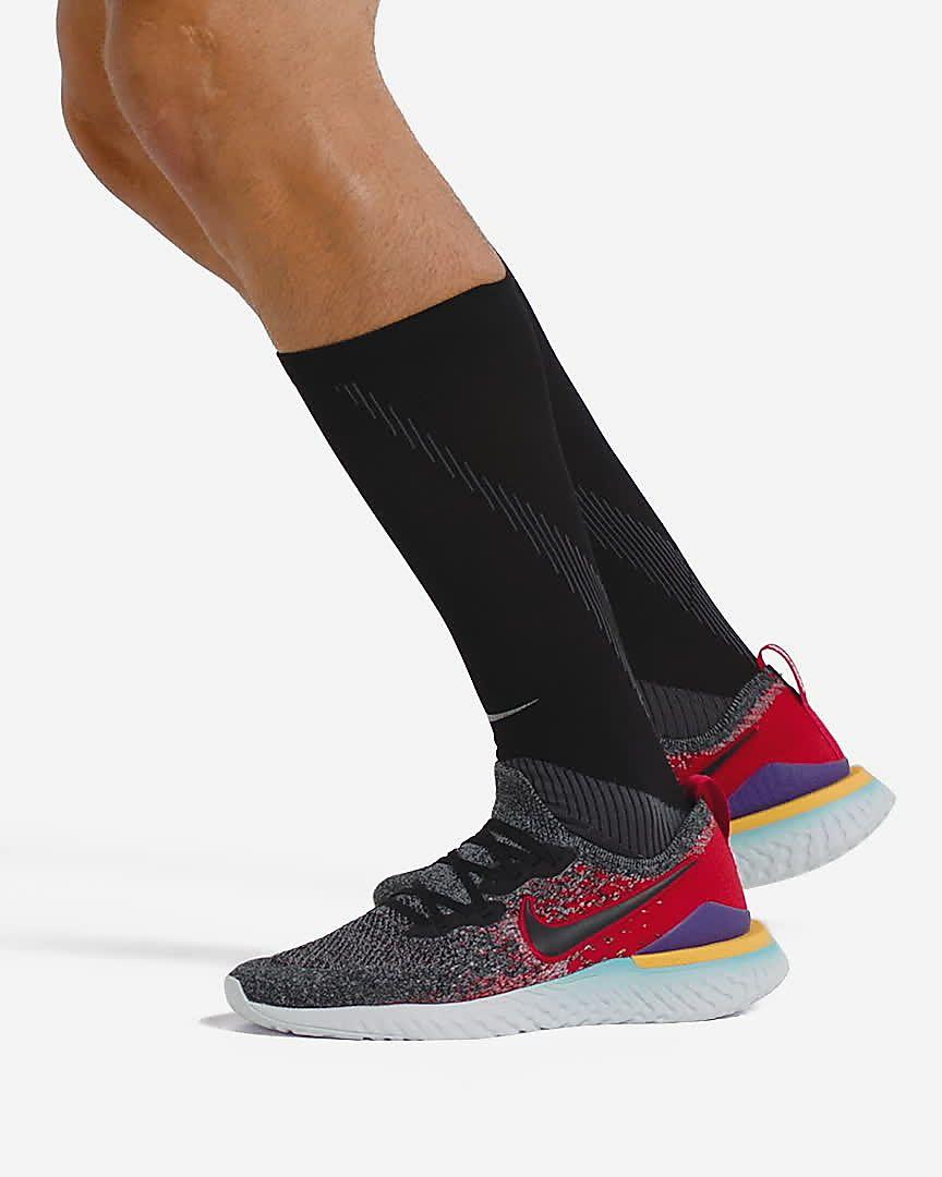 distancia Insistir virtual  Nike Epic React Flyknit 2 Men's Running Shoe. Nike LU