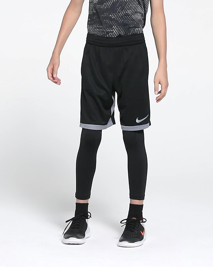 nike dri-fit training fleece 8 short