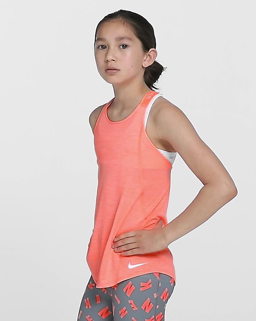 Nike Dri-FIT Older Kids' (Girls