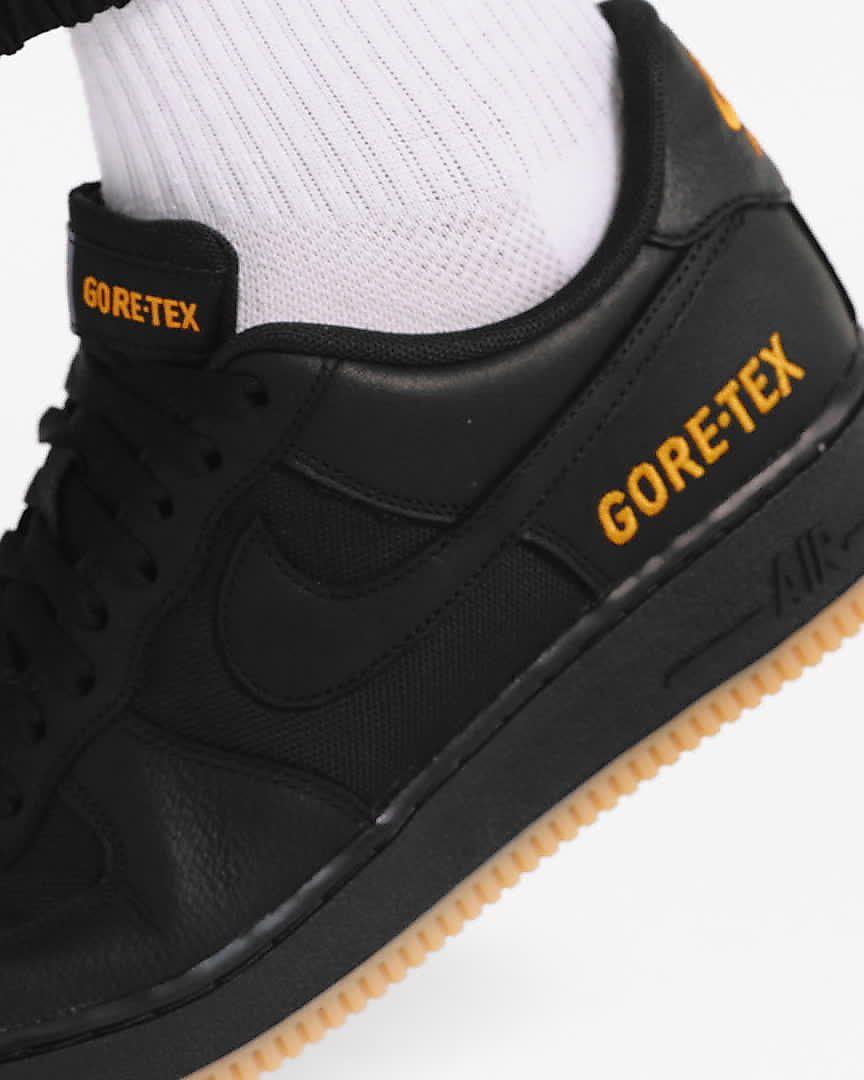 Expresión corto enlace  Nike Air Force 1 GORE-TEX Zapatillas. Nike ES