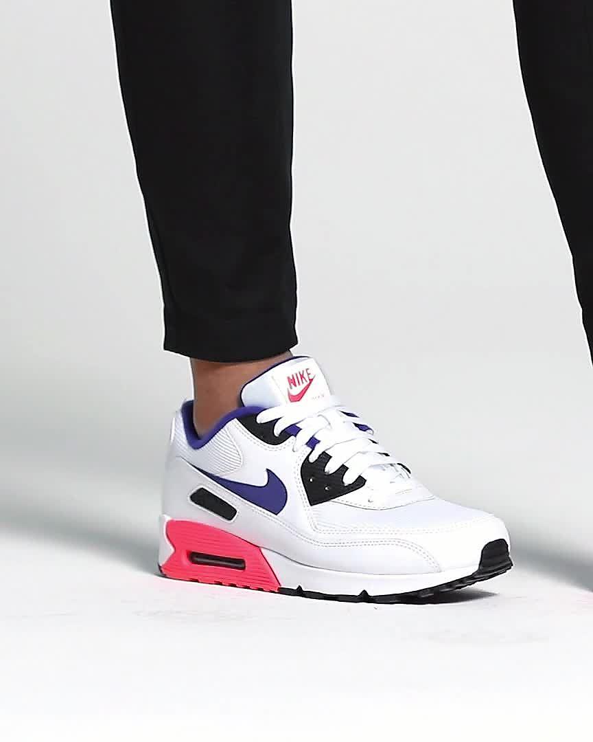 Enderezar biografía por inadvertencia  Nike Air Max 90 Essential Men's Shoe. Nike LU