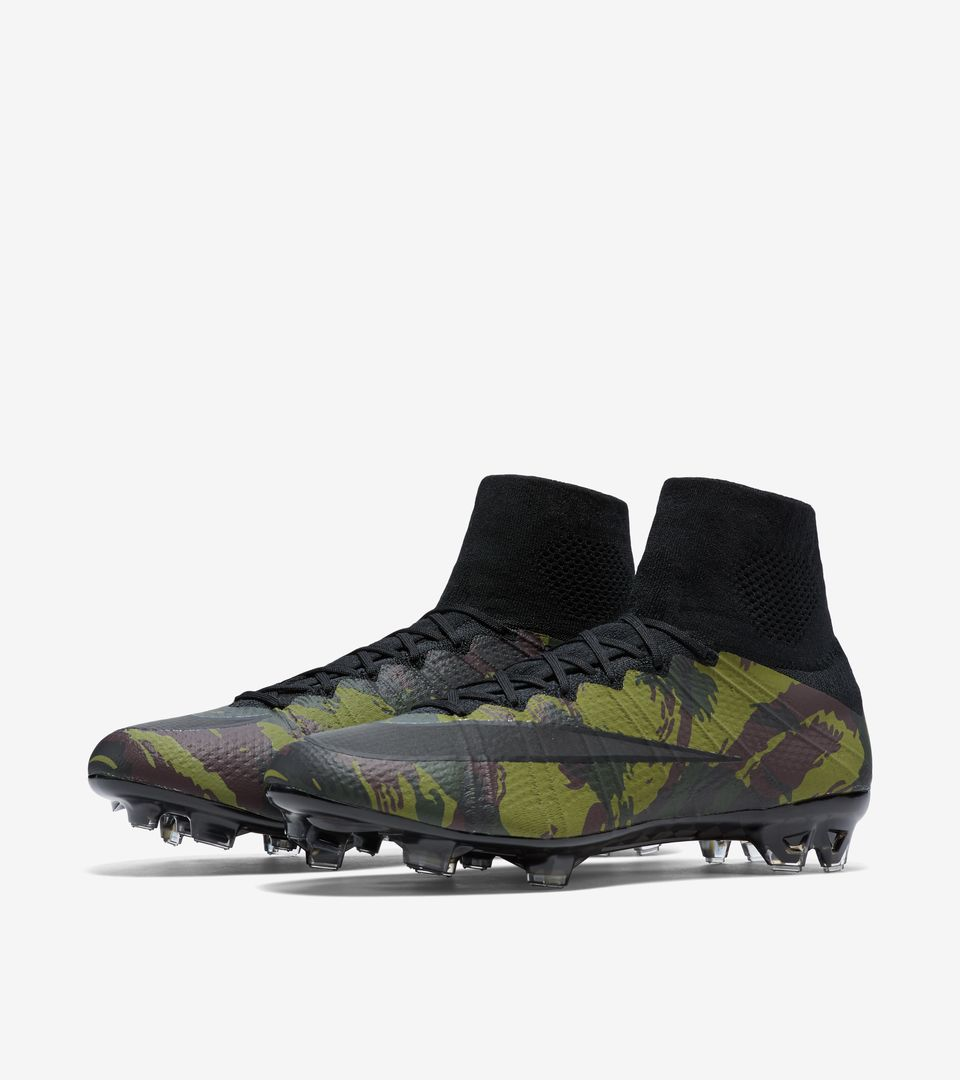 detailed look 84fbd 61657 Nike Mercurial Superfly 4 'Camo Pack'. Nike.com SI